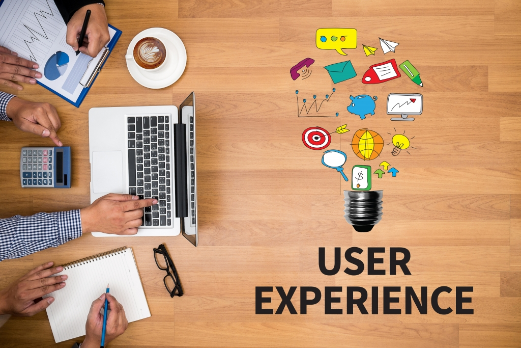 user experience for websites