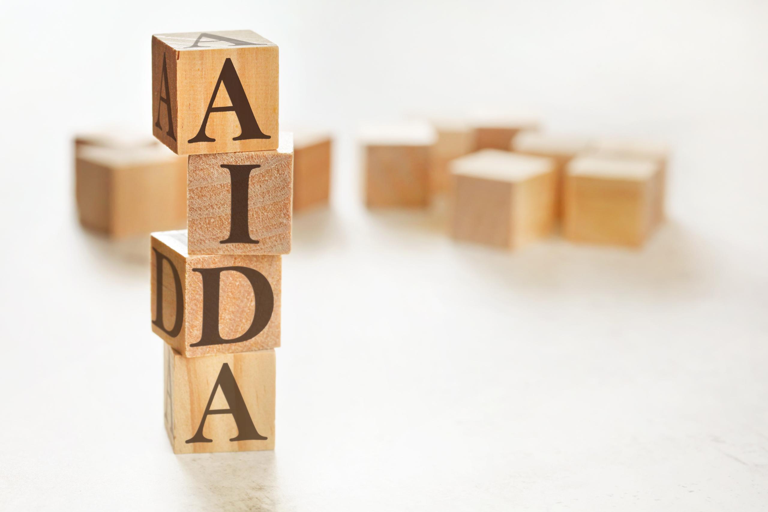 the AIDA model
