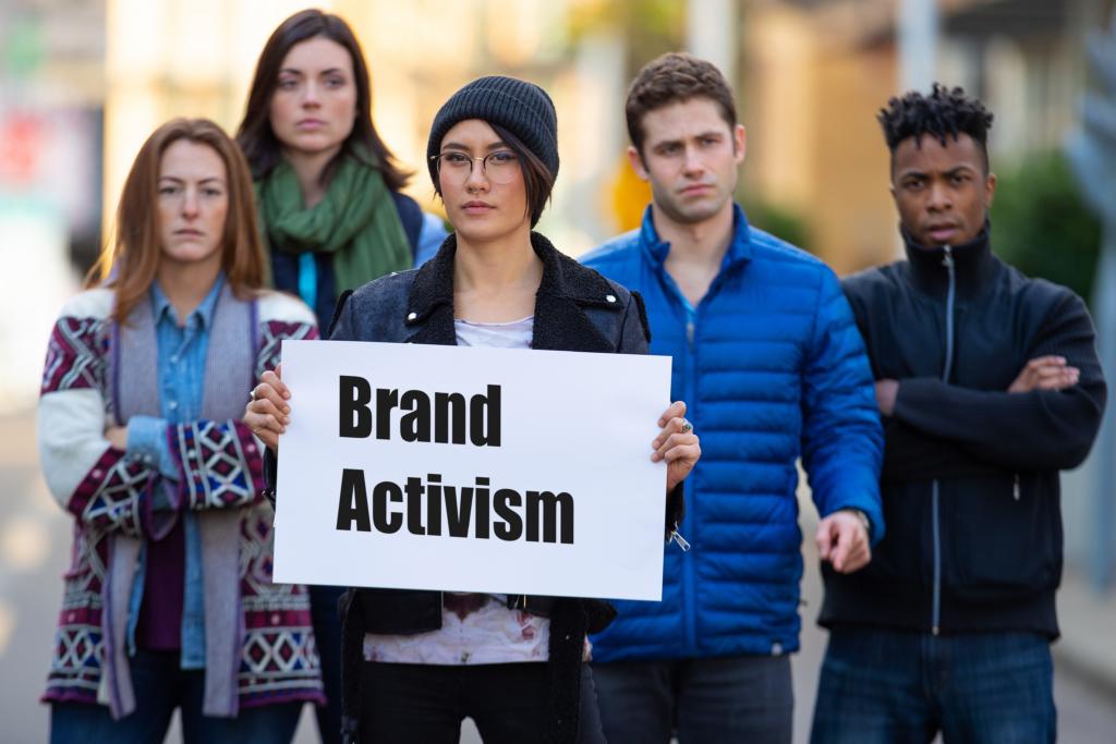 Activism from Brands